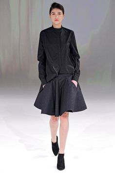 Chalayan Fall 2013 Ready-to-Wear Fashion Show - Marcele Dal Cortivo (OUI)