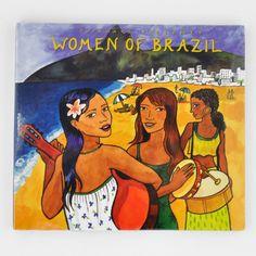 Putumayo Home | Home > Home Decor > Global Goodies > World Music > Putumayo Women Of ...