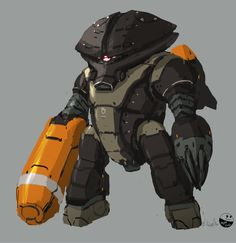 画像 Humanoid Robot, Gundam Mobile Suit, Cool Robots, Gundam Art, Robot Art, Character Design Inspiration, Colour Schemes, Plastic Models, Dungeons And Dragons