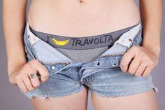 I BANANA Travolta knickers