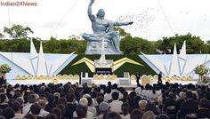 72nd A-bomb Anniversary in Nagasaki Amid US-North Korea Tension