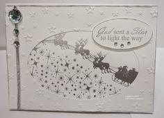 Kaszazz Santa's Sleigh-BaRb-BaRb'n'ShEllcreations