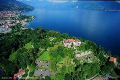 Belgirate, on Lake Maggiorie Italy
