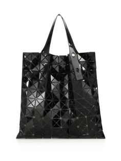 041104f9af14 Bao Bao Issey Miyake - Prism Basic Faux Leather Tote