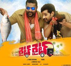 Right Right | [10-Jun-2016] | Language: Telugu | Genres: #Comedy #Drama | Lead Actors: Sumanth Ashwin, Pooja Jhaveri, Pavani Gangireddy | Director: Manu | Producer(s): J. Vamsi Krishna | Music: J.B | Cinematography: Shekar V.Joseph | #cinerelease #cineoceans #2016cinema #RightRight