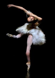 "Diana Vishneva, ""Illusions Like Swan Lake"" (Illusionen Wie Swanensse) choreography by John Neumeier, Hamburg Ballett (2012)"
