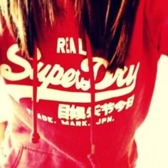 superdry sweat shirt