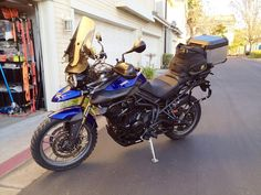 Show us your Triumph Tiger 800 XC pictures - Page 120 - ADVrider