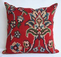 Keeps Warm Unisex Turkish Hand Woven Wool Socks Rug Kilim Carpet Patterned