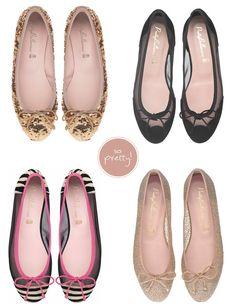 ballerina flats shoes