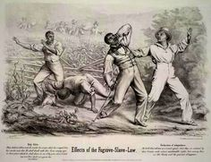 On September 18, 1850 Congress passed the Fugitive Slave Act as part of the Compromise of 1850 between Southern slave-holding interests and Northern Free-Soilers. This was one of the most controversial acts of the 1850 compromise and heightened Northern fears of Southern encroachment. It declared that all runaway slaves be brought back to their masters, and later laws mandated that all persons were to assist in their capture.