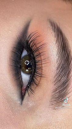 Makeup Brush Dupes, Makeup Brushes, Eye Makeup, Fox Eyes, Makeup Makeover, Makeup Inspo, Alternative Fashion, Makeup Looks, Eyeliner