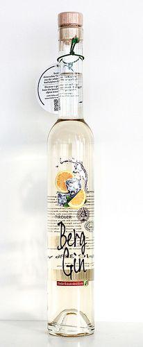 Tiroler Berg Gin PD