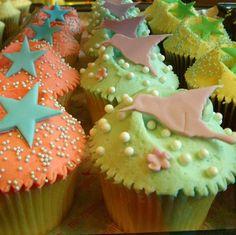Hummingbird Bakery cupcakes