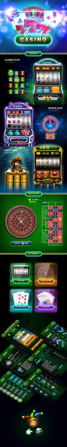 Grand Casino : New o...