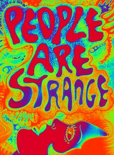 when you're a stranger ....