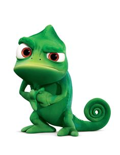 Day 7: Favorite Sidekick- Pascal (from Tangled). This little guy is the cutest sidekick I've ever seen! He may be tiny, but he can kick some but if he needs to. He's loyal to Rapunzel and he tries his best to get along with her love, Flynn Rider. The other Disney sidekicks are great, but they don't have as good of a camouflage as Pascal. #lizard #color #loyal <3