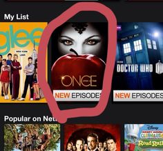 SEASON 3 IS ON NETFLIX. I REPEAT. SEASON 3 IS ON NETFLIX. (LET'S NOT FORGET DOCTOR WHO BUT I LOVE OUAT)))