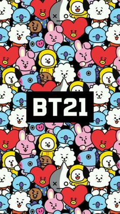 56+ Wallpaper Hp Bt21 HD Terbaik