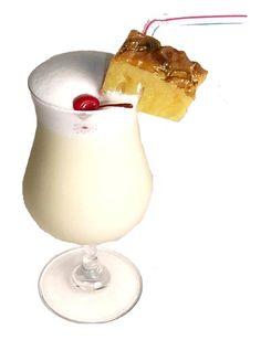 Ingredientes (para 6 personas):   -500 gr de hielo  -350 gr de piña natural o 1 bote de 500 gr de piña en su jugo  -150 gr de azúcar  ...