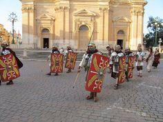 Legio X Fretensis - Malta | Processions