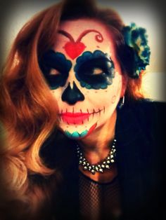 Lisa Patron's Day of the Dead