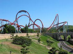 Awesome, theme park near Barcelona!