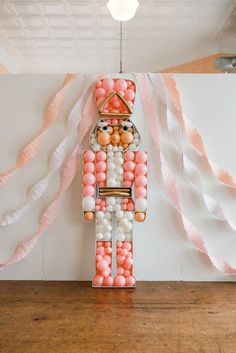 🌟Tante S!fr@ loves this📌🌟For the Love of Character: Annual Nutcracker Tea Party - Nutcracker Balloon Figure; Adult Christmas Party, Office Christmas, Nutcracker Christmas, Merry Little Christmas, Xmas Party, Christmas Holidays, Christmas Party Backdrop, Nutcracker Crafts, Christmas Party Ideas For Teens