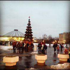 Christmas tree msu