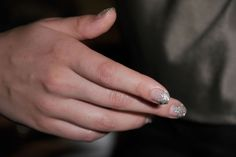 We love glitter! How about you?   Behnaz Serafpour Spring 2013 Collection #nyfw