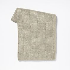 Gilded Square Textured Throw   West Elm - inspo