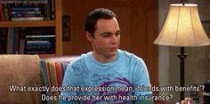 I love Sheldon lol