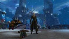 Mayhem in 3.. 2..     Twitter / Ifryx: @GuildWars2 Charr sneak attack! ...  Guild Wars 2 screenshot photobomb