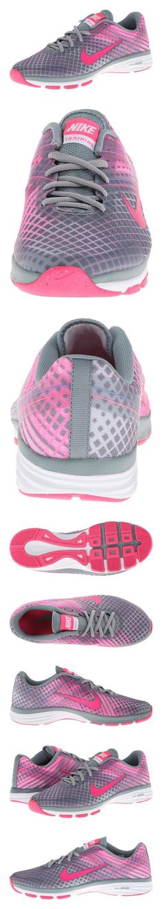 $80 - Nike Women's Dual Fusion Tr 2 Print Avtr Gry/Hypr Pnk/Lght Ash Gry Training Shoe 10 Women US #shoes #nike #2012