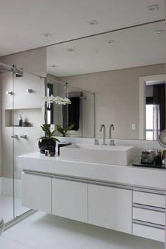 Fotos de Banheiros Moderno: Sanitário Master