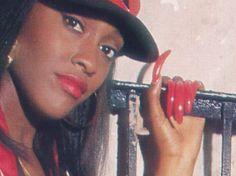Coko, SWV Art Hoe Aesthetic, Black Girl Aesthetic, Aesthetic Images, Long Red Nails, Long Fingernails, Black Girl Magic, Black Girls, Ghetto Fabulous, Soft Ghetto