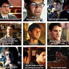Riley quotes, The best part of national treasure