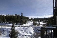 breckenridge condo with great views - vacation rental in Breckenridge, Colorado. View more: #BreckenridgeColoradoVacationRentals
