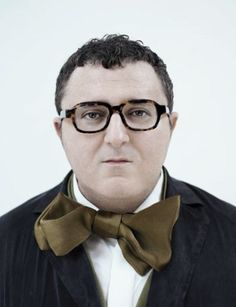 Albert Elbaz by Jean-Baptiste Mondino