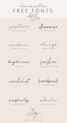 Handwritten Free Fonts Posted by Skyla Design . - Handwritten Free Fonts Contributed by Skyla Design … – - Mini Tattoos, Body Art Tattoos, One Word Tattoos, Tatoos, Tattoo With Words, Simple Word Tattoos, Danty Tattoos, Name Tattoos, Fine Line Tattoos