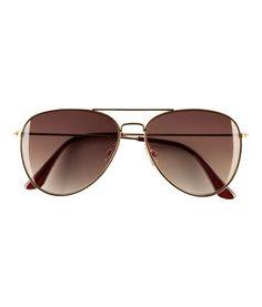 Pilotsolbriller H 70,-