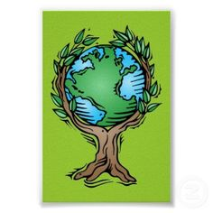 Arbor Day and Earth Day are almost here!