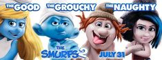 The Smurfs 2, Good Things, Fictional Characters, Fantasy Characters