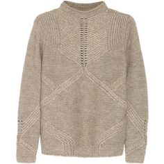Helmut Lang Linear knitted sweater