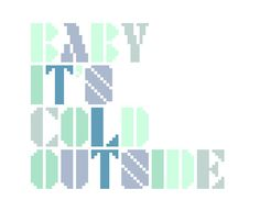 Baby it's Cold Outside by sewmoira @ Treasury Power by Moira Lawrance on Etsy