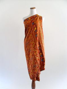 BoHo eThNic BaLi BaTik wRaP sKiRt SaRonG Swim by LuvStonedVintage aed00a314d