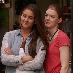 Dany und Sophia 2 reift Lesbo