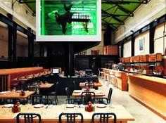 The Tramshed - London, UK #restaurant