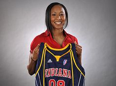 With the sixth pick in the 2009 WNBA Draft, the Indiana Fever has selected 5-8 point guard Briann January from Arizona State University.