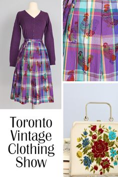 What to expect at a vintage clothing show toronto vintage clothing show 2017 spring